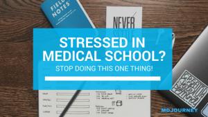 Stress in Medical School