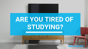 Are You Tired Of Studying in Med School