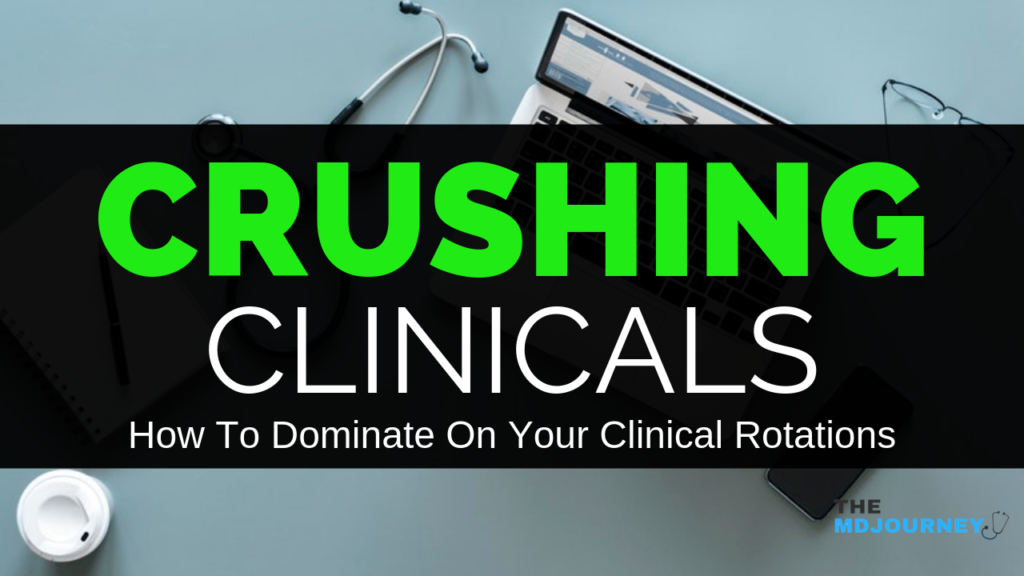 Crushing Clinicals Video Course