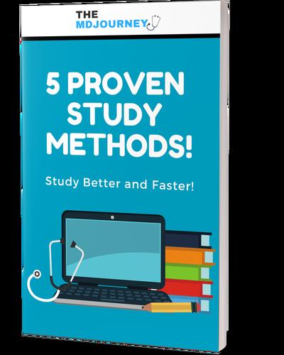 5 Proven Study Methods 3D