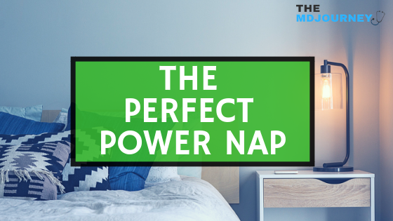 The Perfect Power Nap