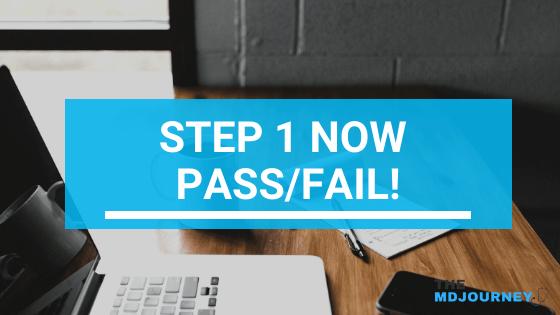 Step 1 Pass-Fail