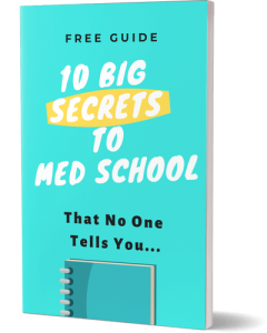 10 Big Secrets To Med School No One Tells You About