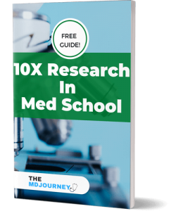10X Research Tips For Med School