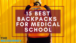 15 best backpacks for medical school