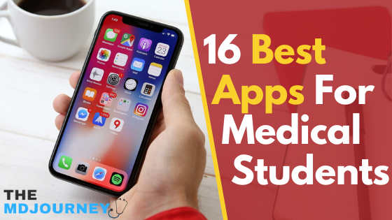 16 best apps for medical students (1)