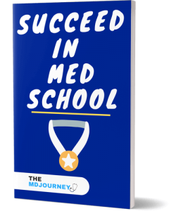 4 Tips to Succeed in Medical School 3D