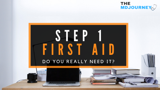 First Aid For Step 1 - TheMDJourney.com