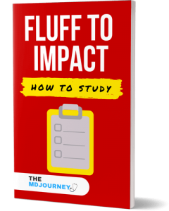 Fluff To Impact Ratio - TheMDJourney.com