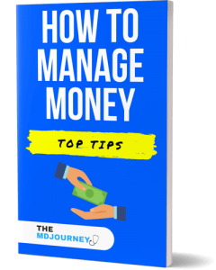 How To Manage Your Money In Med School