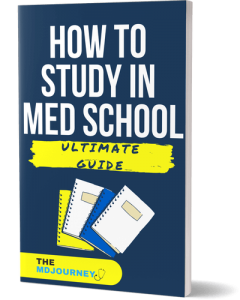 How To Study In Med School Ultimate Guide