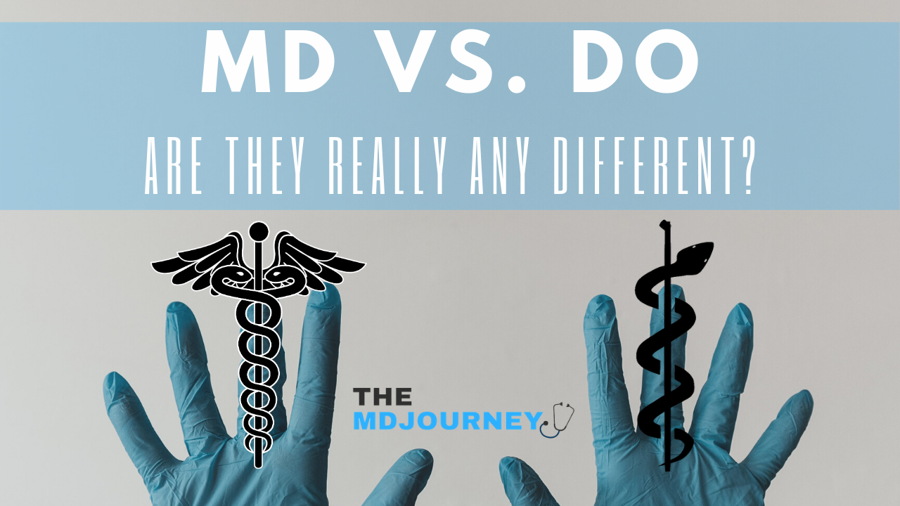 MD vs DO