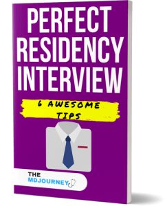 Perfect Residency Interview - Top Tips