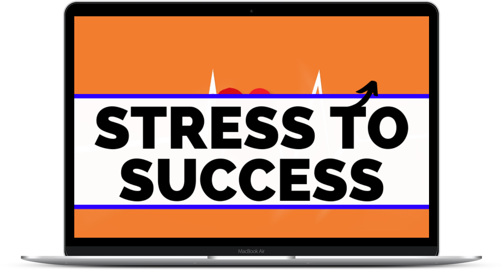 Stress To Success - TheMDJourney.com