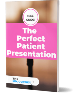 The Perfect Patient Presentation In Med School