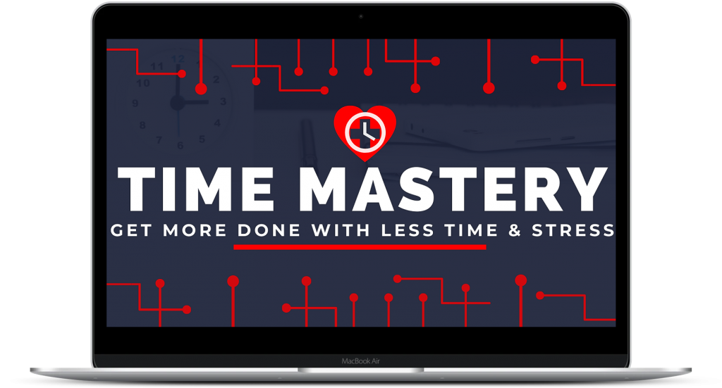 Time Mastery - TheMDJourney.com