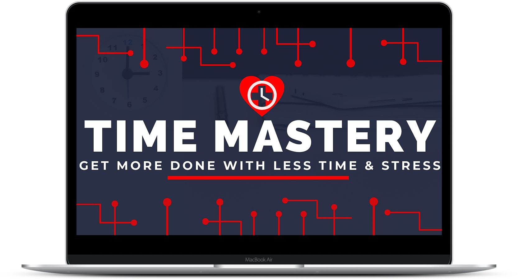 Time Mastery Program - TheMDJourney.com