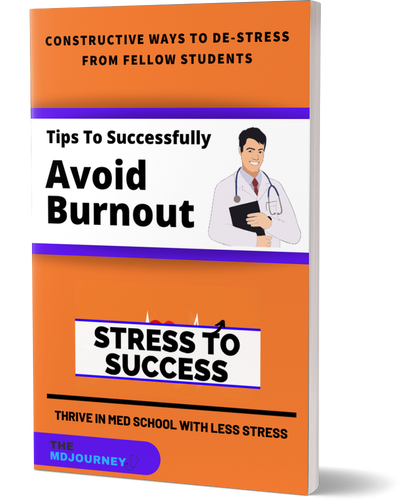 Blueprint To Minimal Stress As Students Guide - TheMDJourney.com