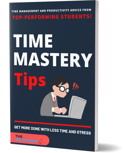 Time Mastery Guide - TheMDJourney.com