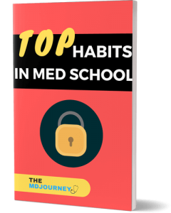 Top Daily Habits Of Successful Med Students