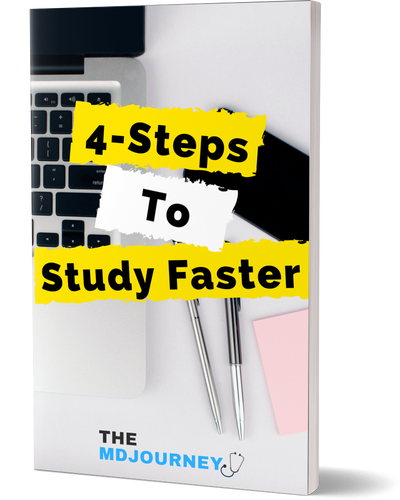 4 Steps To Study Faster