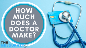 how much does a doctor make