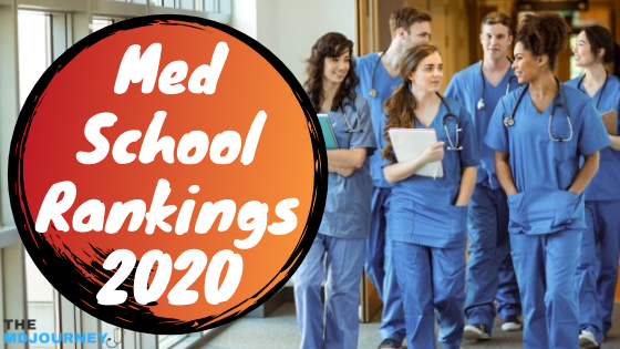 med school rankings