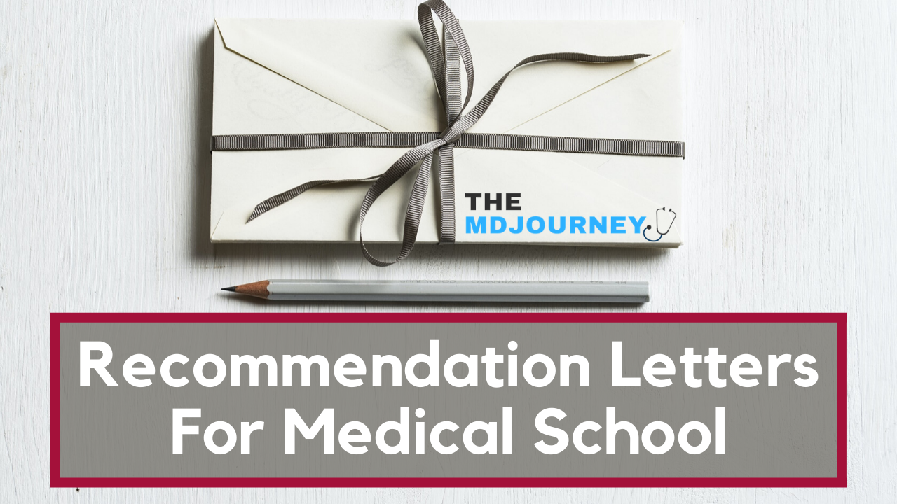 recommendation letters for medical school