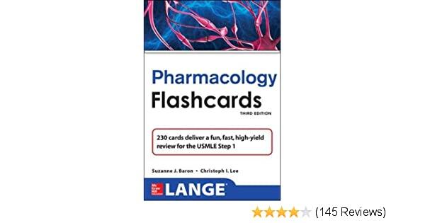 flashcards for pharmacology lange pharmacology flash cards
