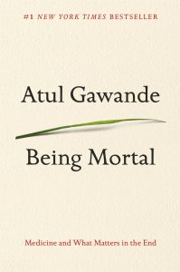 being mortal best book about medicine