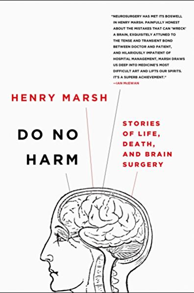 do no harm best book about medicine