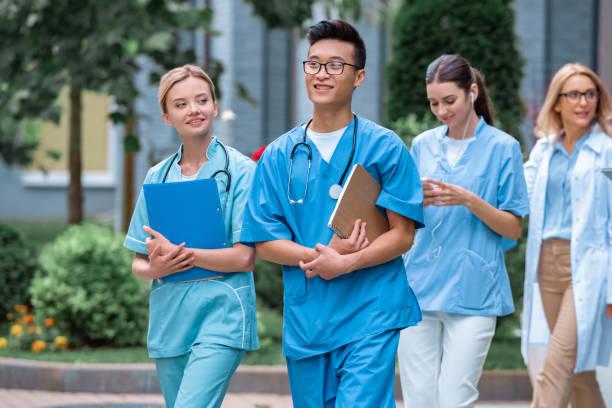 medical school timeline