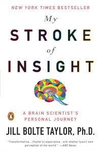 my stroke of insight best book about medicine