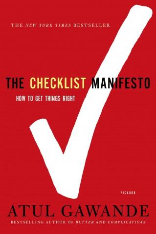 the checklist manifesto best book about medicine