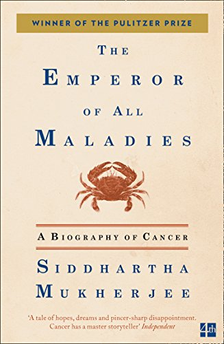 the emperor of all maladies best book about medicine