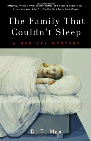 the family that couldn't sleep best book about medicine