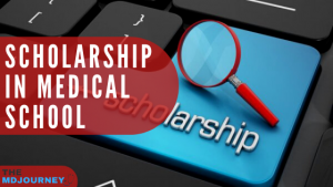 Scholarship for medical school in 2020
