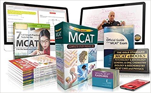 gold standard best mcat practice tests