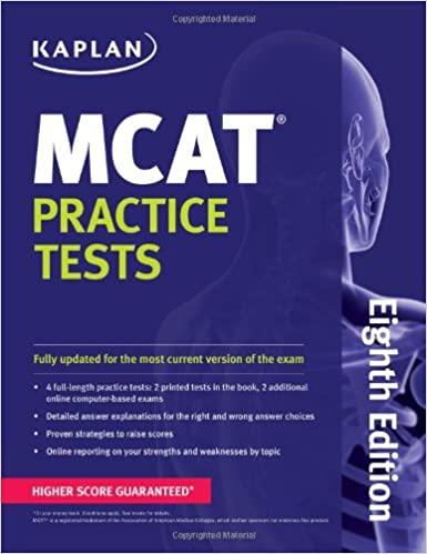 kaplan best mcat practice tests