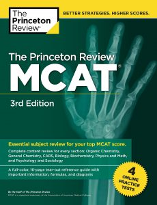 princeton review best mcat practice tests