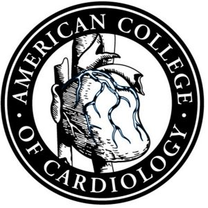 American College of Cardiology logo best med school youtube channels