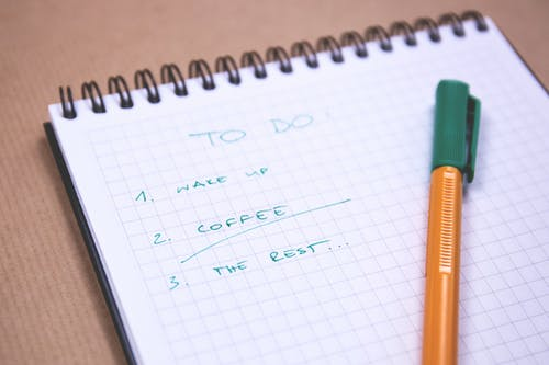 how to be happy in medical school to do list