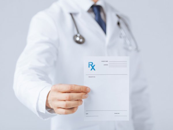 how to write a prescription parts of a prescription