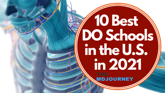 the 10 best do schools in the us in 2021