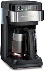 Hamilton Beach Works coffee maker